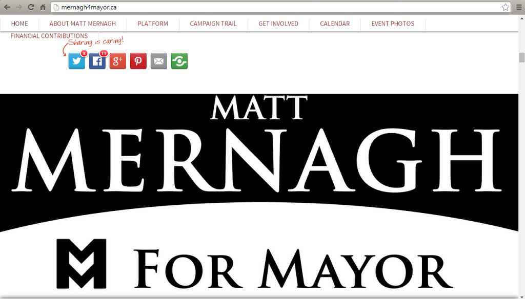 mernagh for mayor