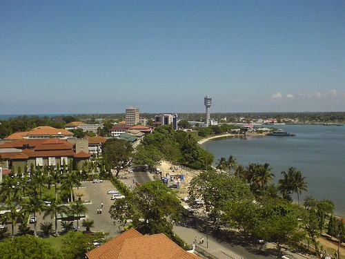 De prachtige havenstad Dar es Salaam is een belangrijk knooppunt voor de internationale drugshandel