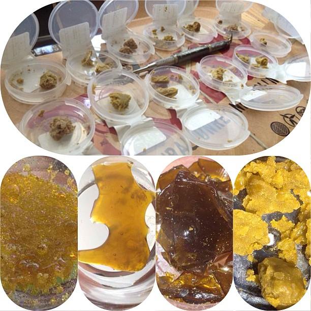Als er botanisch materiaal in je dab/wax zit, is het per definitie softdrugs volgens de Opiumwet