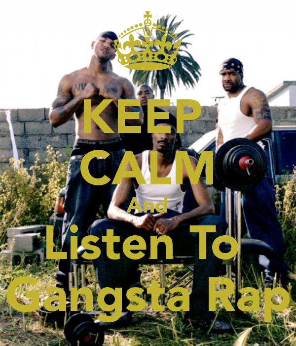 Gangsta-Rap