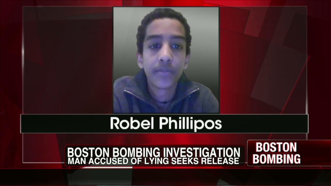 Robel Phillipos, veroordeeld voor 2 gevallen van liegen tegen de politie