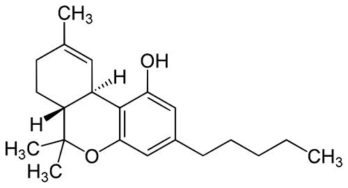 Tetrahydrocannabinol (THC)