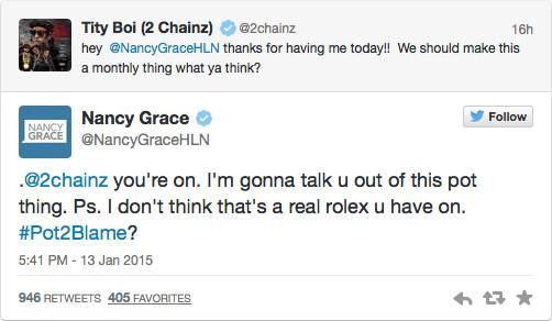 twitter 2 chainz nancy