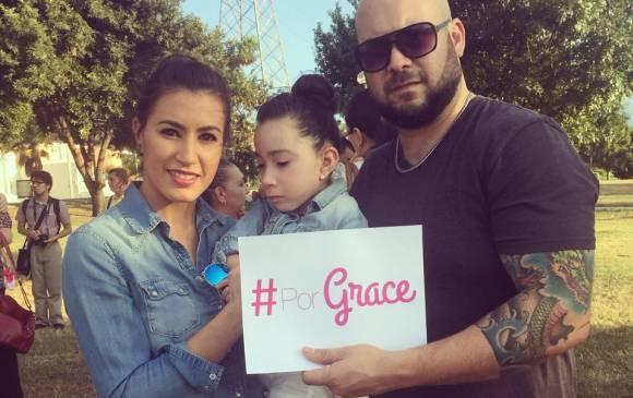 De ouders van Grace zien in CBD-olie het laatste en enige medicijn voor hun dochter