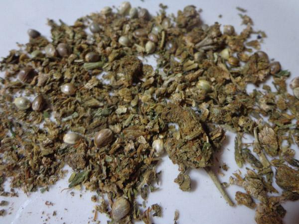 dirt-weed
