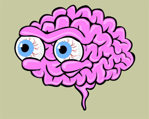 Cerebraal slaat op de cerebrale cortex in de hersenen. Foto: softRobot, Shutterstock.com