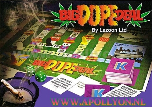 Game bordspel Big Dope Deal