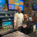 Coffeeshopping: Amnesia & Madelaine van Dolphins
