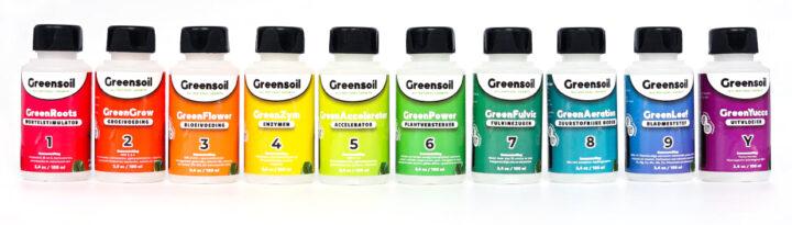 Greensoil Starterskit