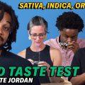 Blinde test: Indica vs Sativa vs Hybride