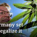Duitsland op koers om als tweede G7-land wiet te legaliseren